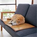 竹クールマット (犬用 猫用 ひんやりマット)