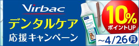 \10%ポイント還元!/【Virbac(ビルバック)デンタルケア応援キャンペーン】